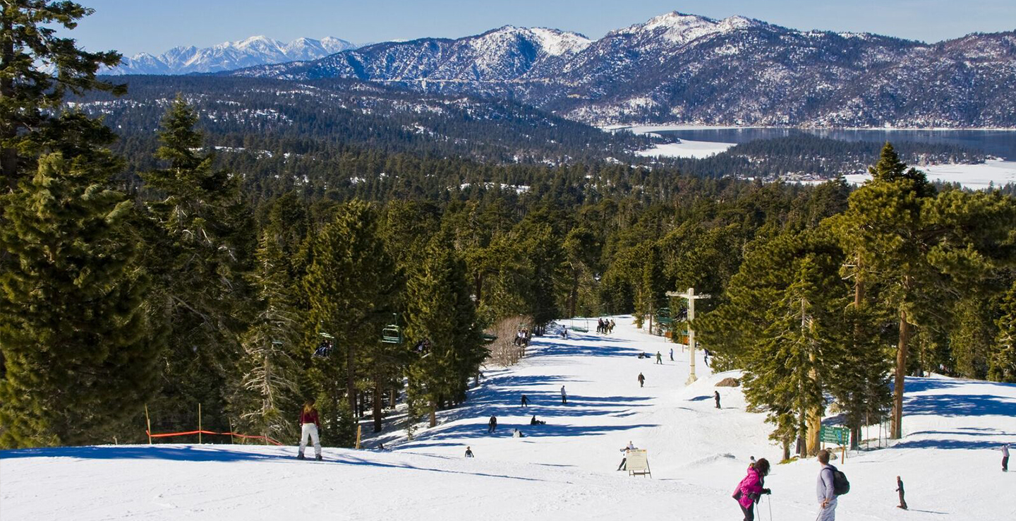 EXPLORE NEARBY ATTRACTIONS IN BIG BEAR LAKE, CALIFORNIA