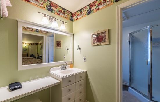 Ambrosia Private Bathroom