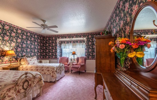 Apples Bed & Breakfast Inn: Crabapple