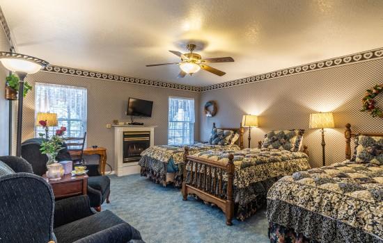 Apples Bed & Breakfast Inn: Spitzenburg