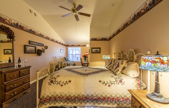Apples Bed & Breakfast Inn - Welllington (K + 1T)